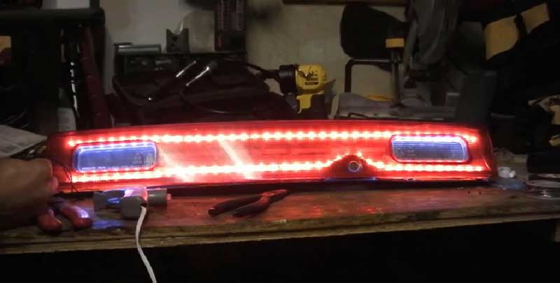 DIY-How-To-Make-LED-Tail-Light